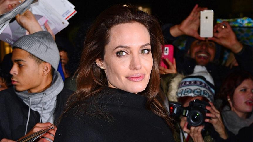 Angelina Jolie to Miss 'Unbroken' Premiere Due to ChickenPox