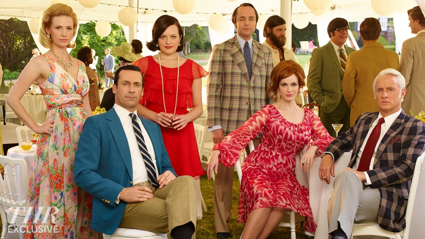 Beyond Belief : The Real Mad Men