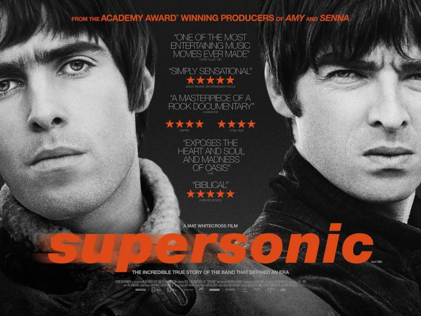 It's Supersonic : The Oasis Documentary